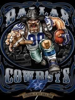 Nfl dallas cowboys mascot cross stitch pattern cowboys dallas nfl dallas cowboys mascot cross stitch pattern voltagebd Images