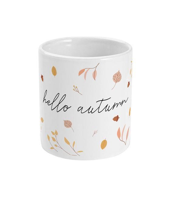 Hello Autumn 11oz Mug #helloautumn
