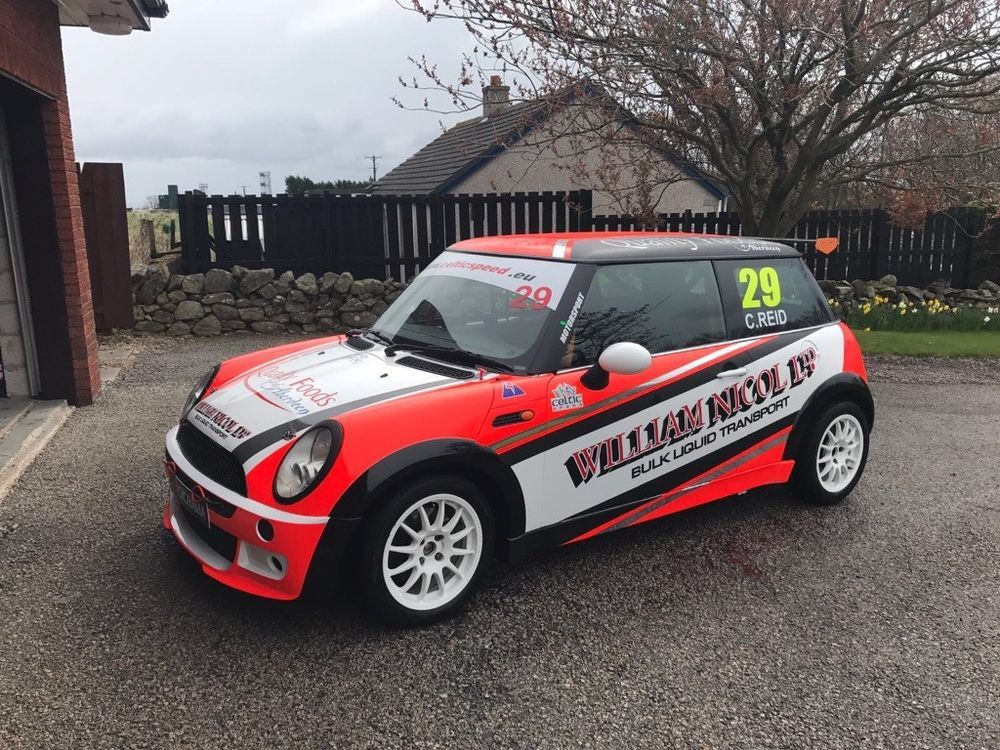 Ad Bmw Mini Cooper Cup Race Car Race And Rally Cars