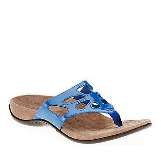 f4650cbb87d451 Vionic with Orthaheel Technology Women s Maui Thong Sandals    Wellness  Shoes    Shop now with FootSmart