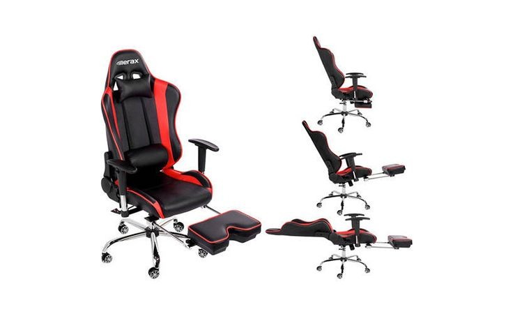 Fine Merax High Back Ergonomic Racing Style Computer Gaming Ibusinesslaw Wood Chair Design Ideas Ibusinesslaworg