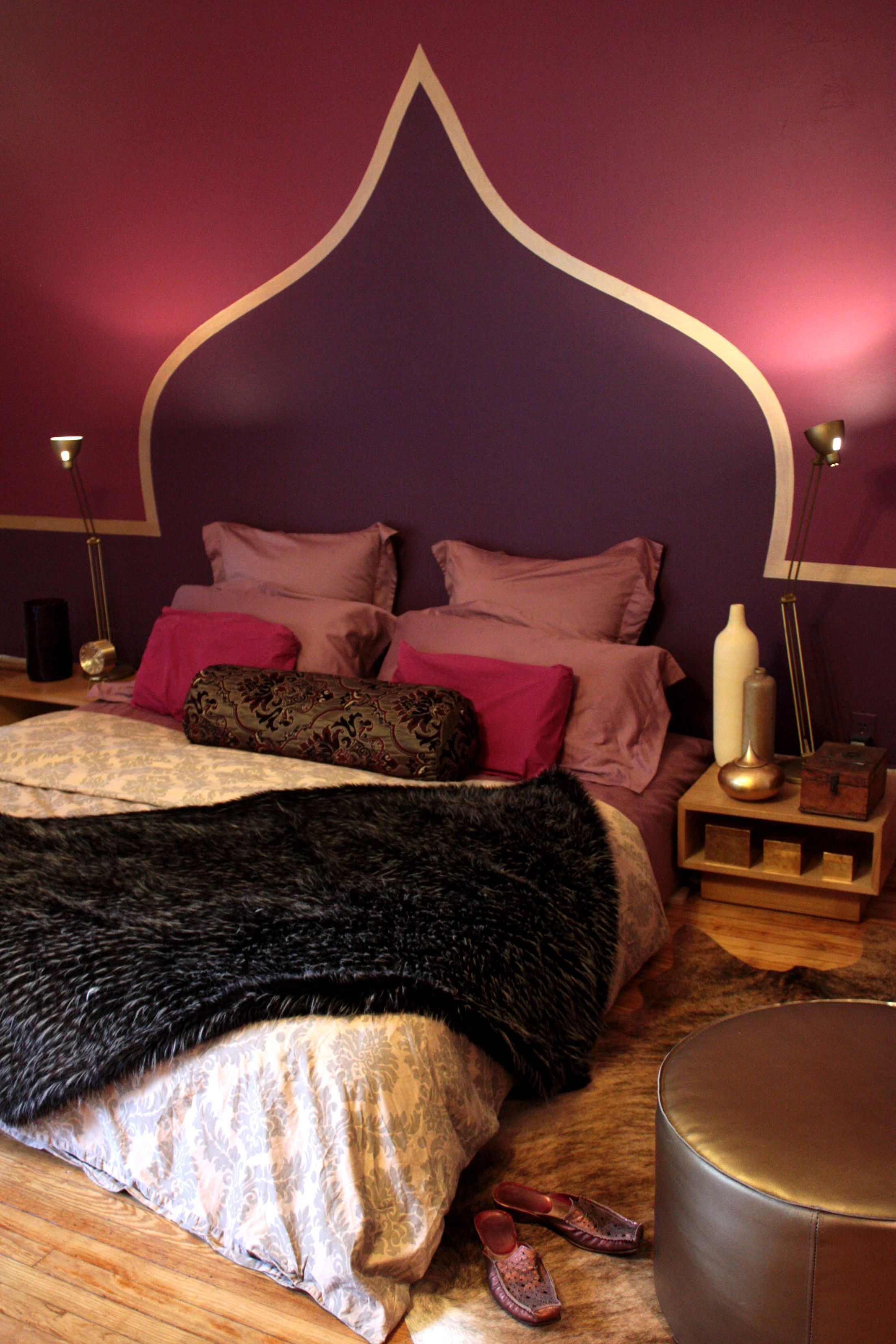 Schlafzimmer Deko Orientalisch Pin Em Shop The Look