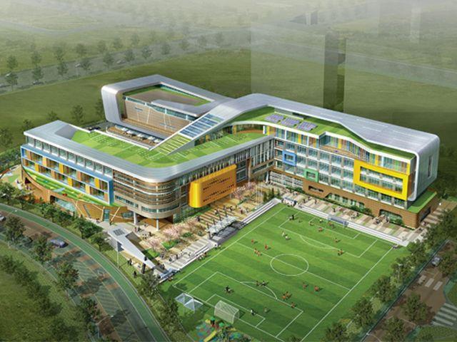 본성초등학교 설계공모, DNB , 2012, 2발 | 초등학교 | Pinterest | School And Architecture