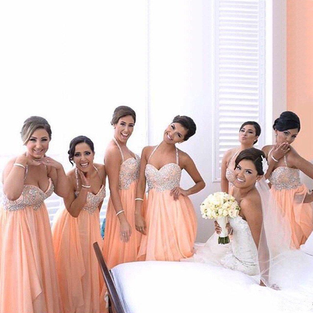Young girls wedding dresses  Beatiful Junior Young Girls Halter Sweet Heart Chiffon Inexpensive