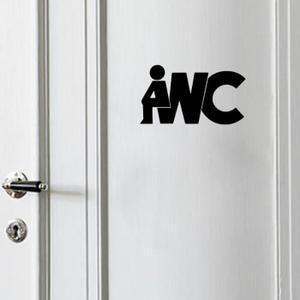 ウォールステッカー トイレ ドア インテリア雑貨 小物 の通販