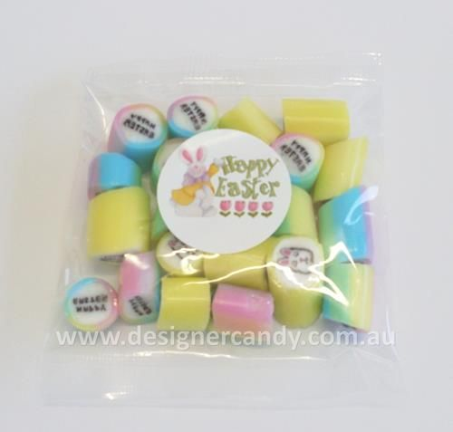 The 50g bags filled with easter mix candy make lovely easter gifts the 50g bags filled with easter mix candy make lovely easter gifts the candy is nut free dairy free and gluten free a great alternative to chocolate for negle Images