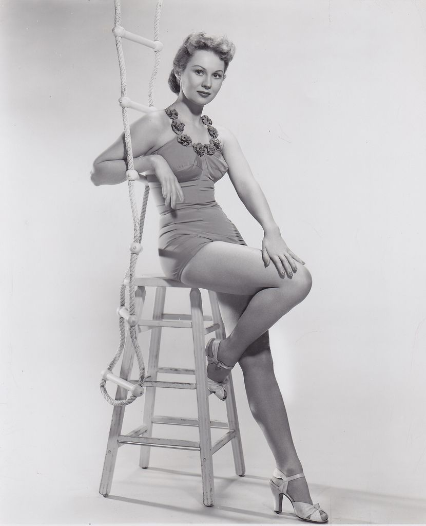 virginia mayo daughter