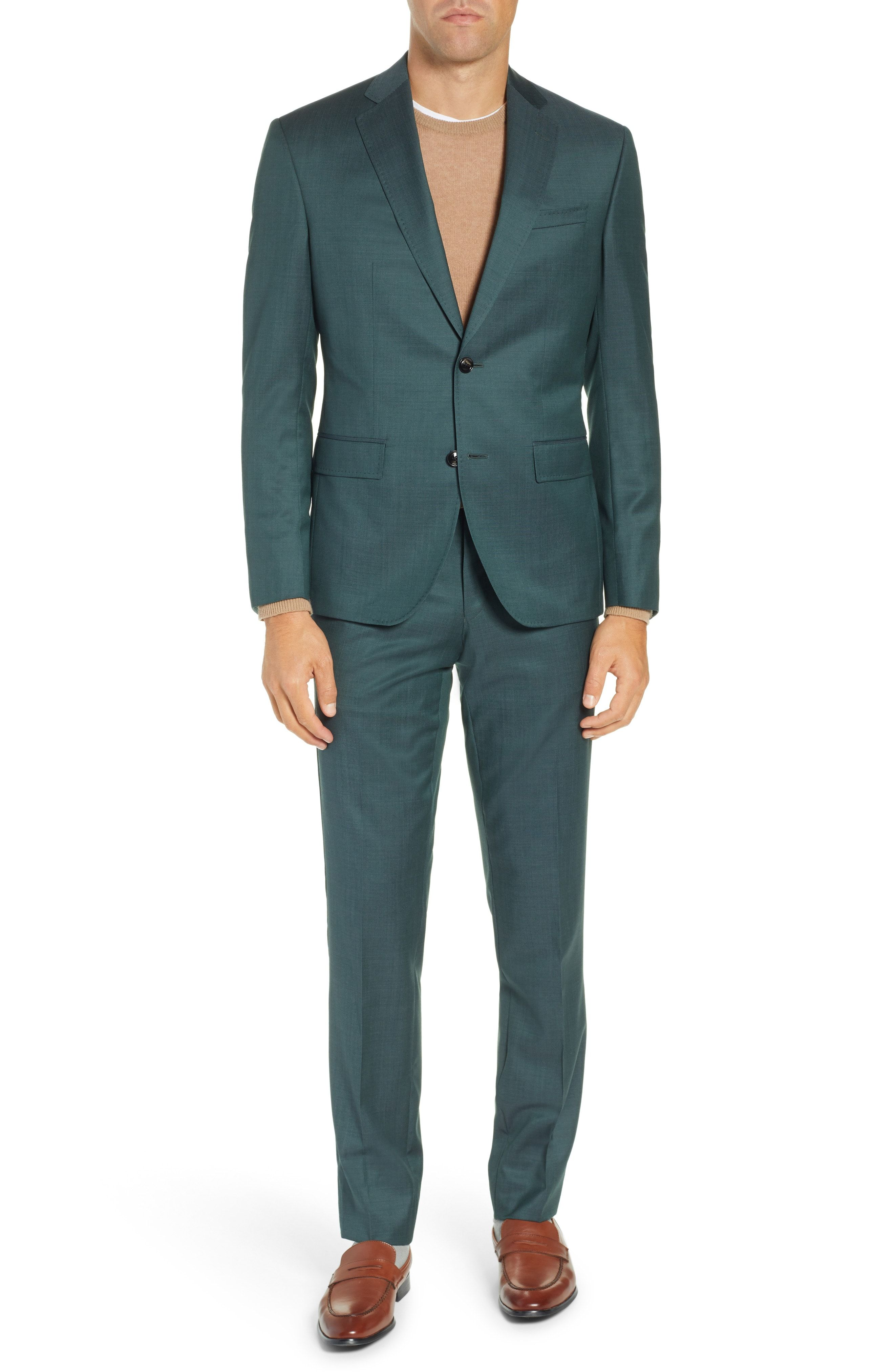 e72060d5e TED BAKER ROGER SLIM FIT SOLID WOOL SUIT.  tedbaker  cloth