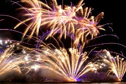The fireworks display at London Eye never fail to disappoint. To find out more about this spectacular event, click here: http://www.essentialtravel.co.uk/magazine/feature/new-year-all-year.asp