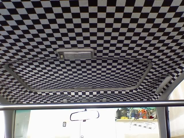 Headliner DIY (with A Sunroof) 96 00 Ex, EM1   Honda