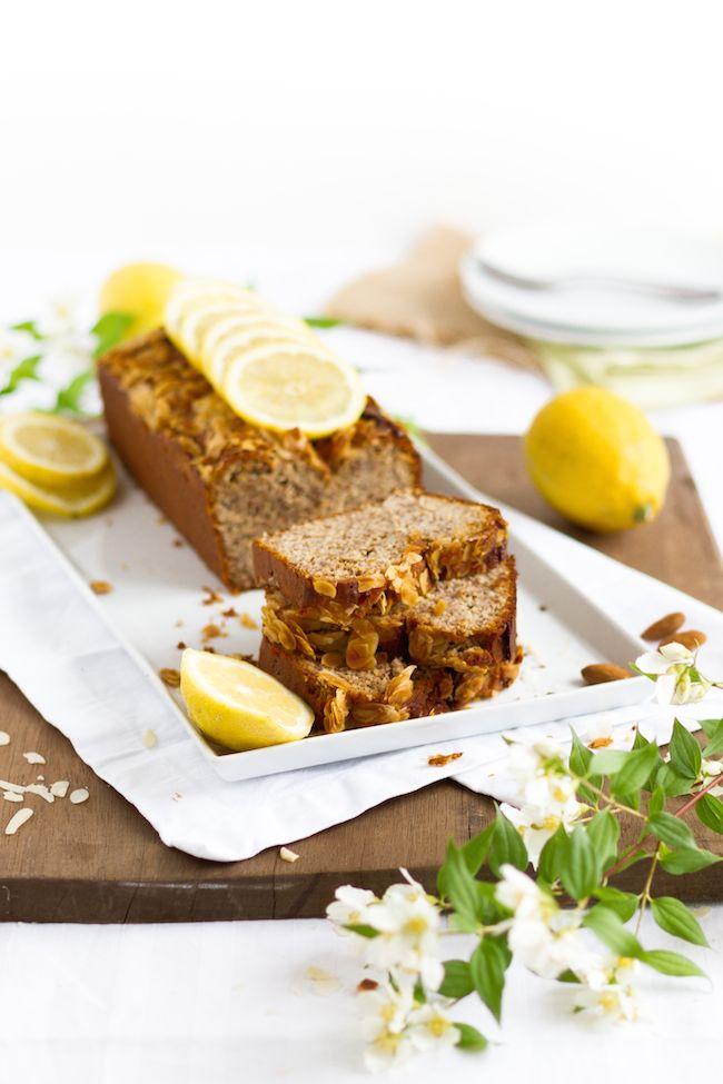 Italienischer Mandel Ricotta Zitronen Kuchen Rezept Backen