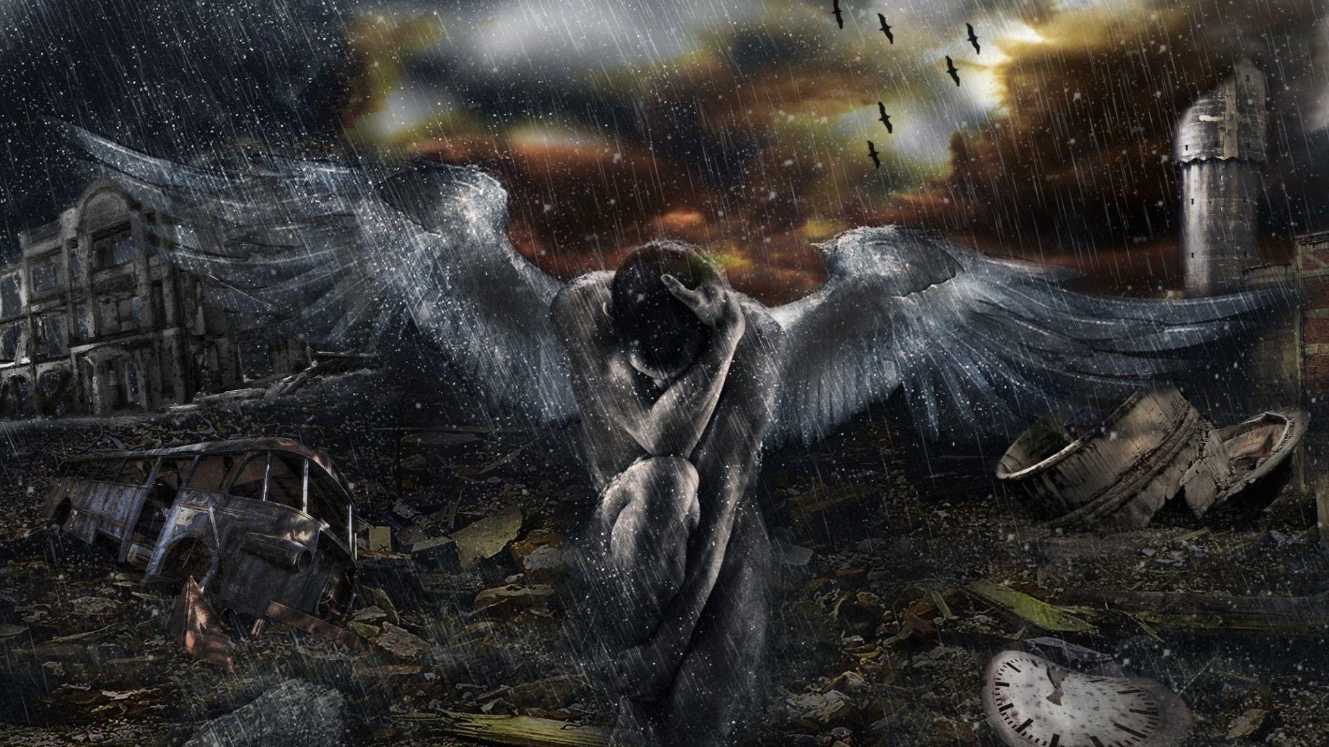 angel sad fantasy - Cerca con Google