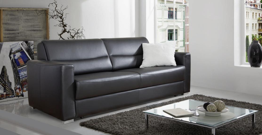 SEDDA Couch Bastian Schlafcouch Sofa wohnlandschaft