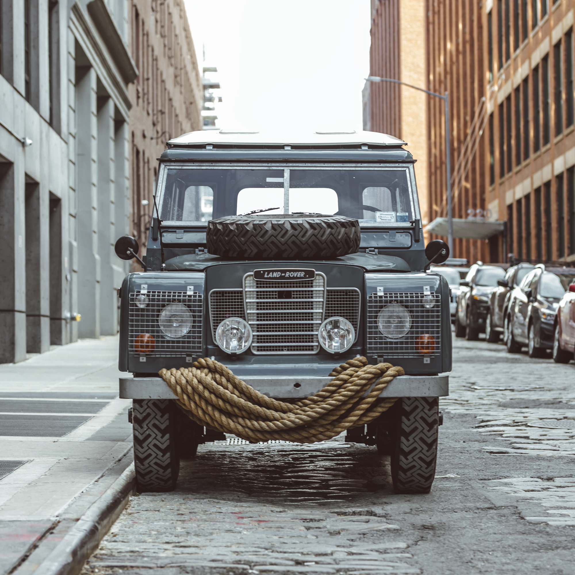 Brooklyn Coachworks Land Rover Land Rover Series Land Rover For Sale