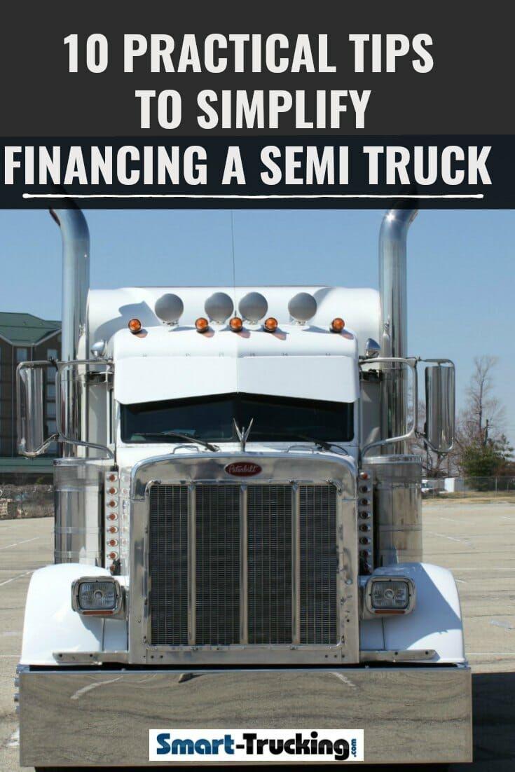 semi trailer rental cost