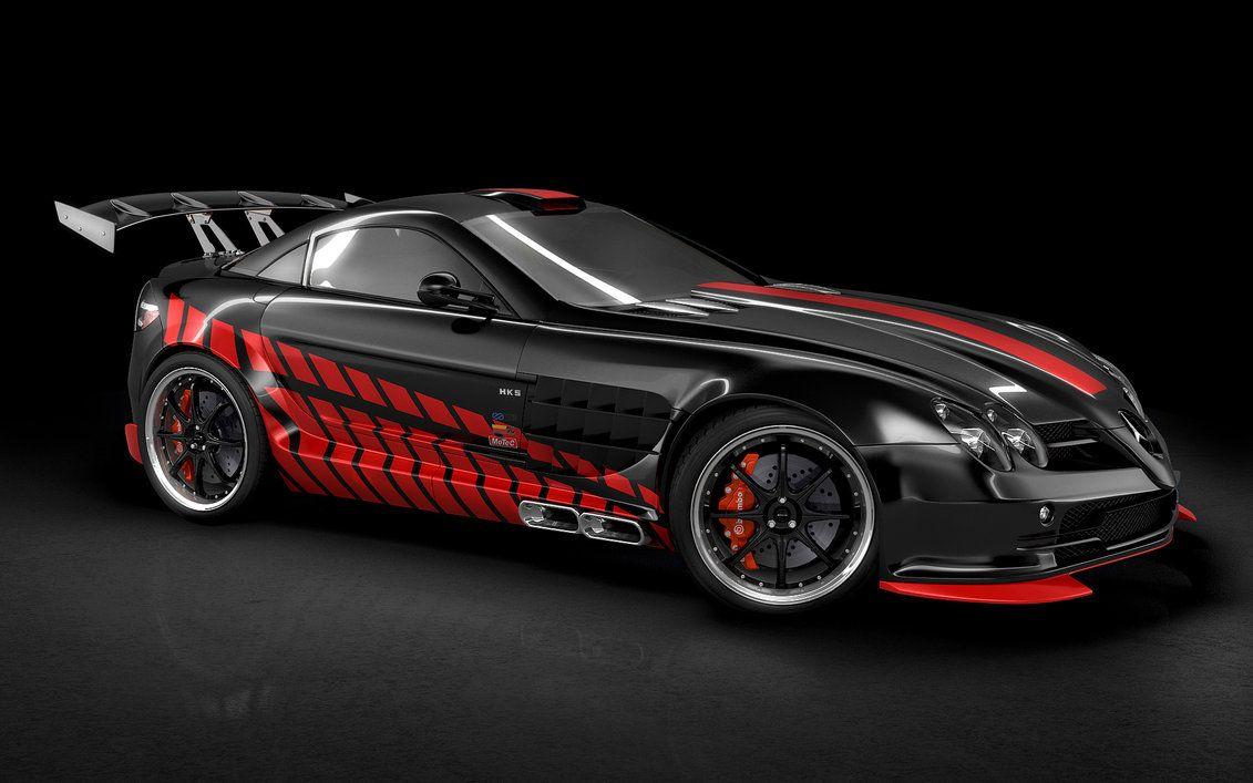 Mercedes Benz Slr Mclaren Studio Shot By Stefanmarius On