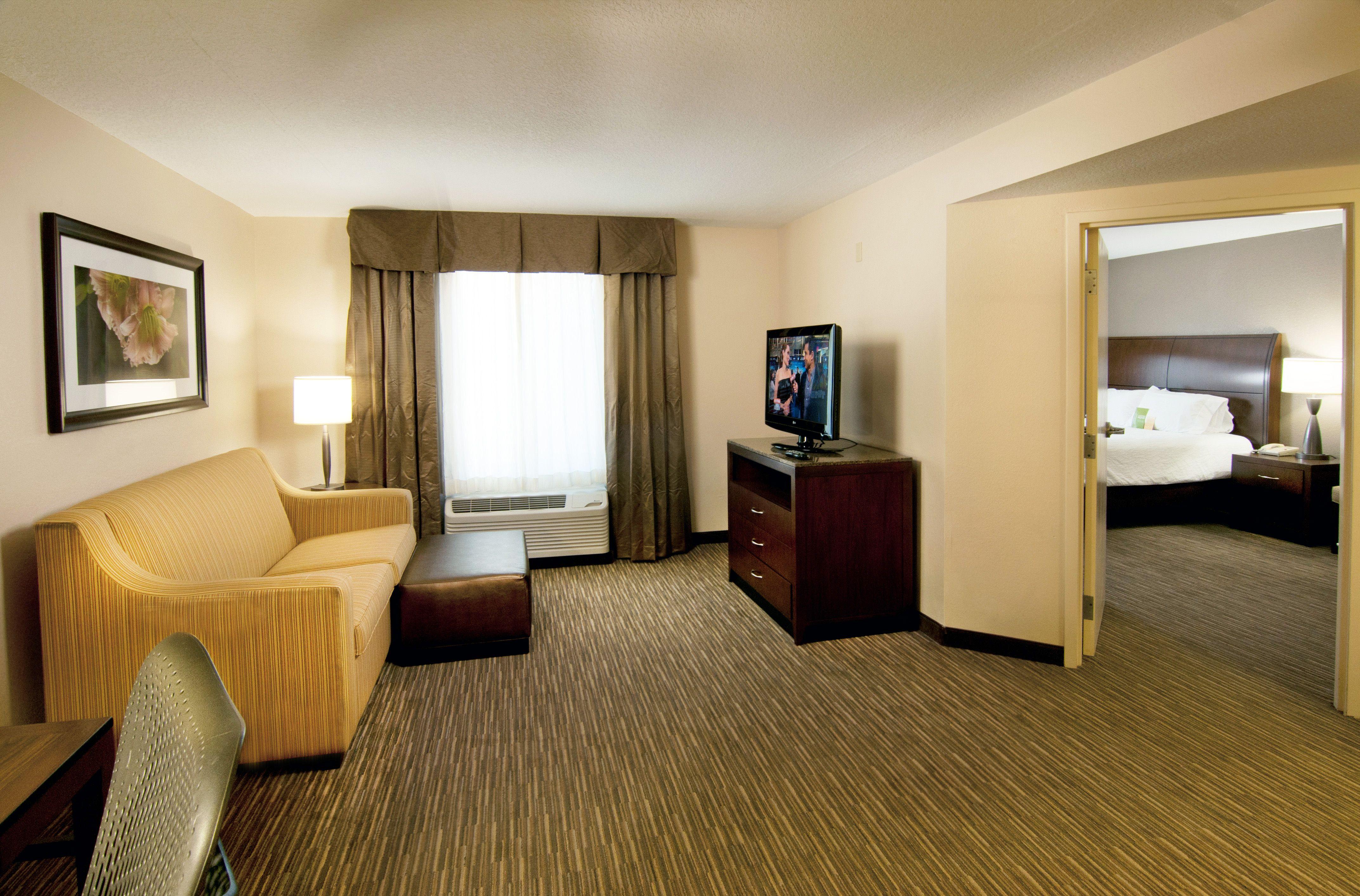 King Suite at the Hilton Garden Inn Sarasota Bradenton Airport in ...