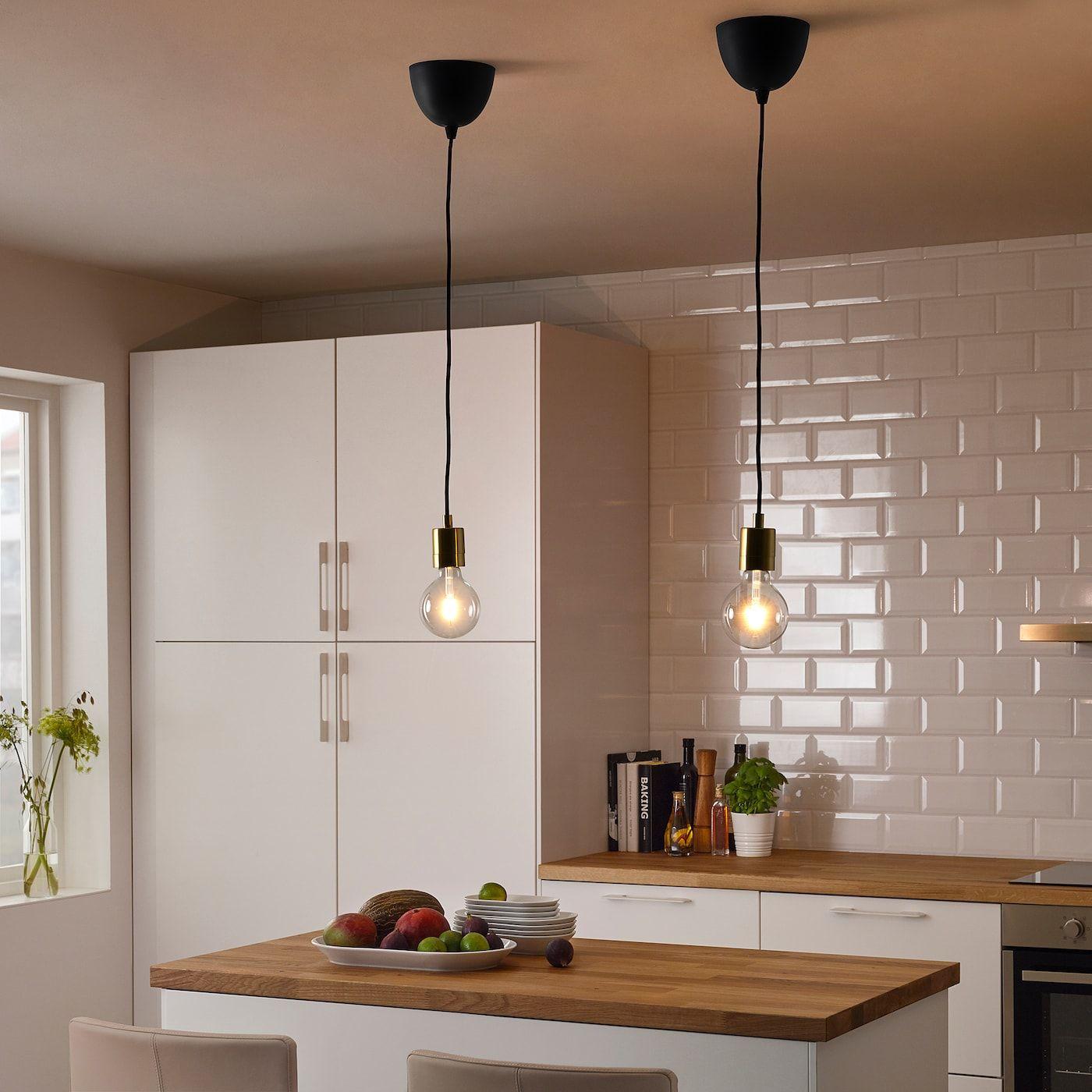 Skaftet Lampenaufhangung Vermessingt Textil Vermessingt Ikea Osterreich In 2020 Lampen Lampenaufhangung Und Led Leuchtmittel