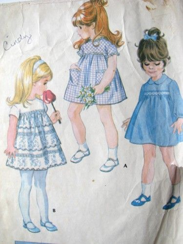 Vintage Children's Clothing Patterns Google Search Vintage Cool Children's Clothing Patterns
