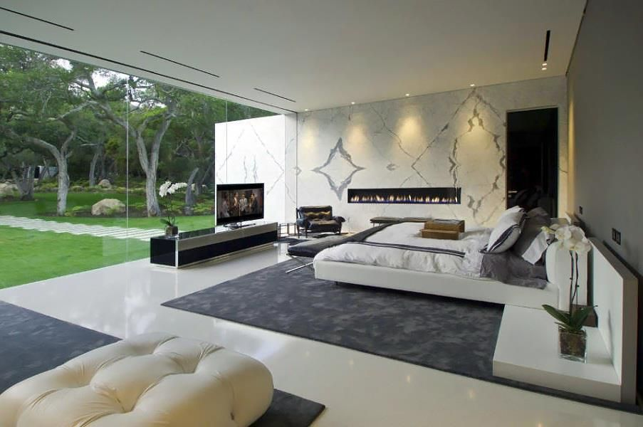 Modern Luxury In Montecito Ca Luxury Modern Homes Modern House Contemporary House Exterior