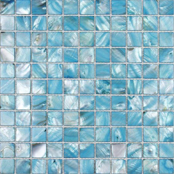 turquoise mother of pearl tile bk006 11
