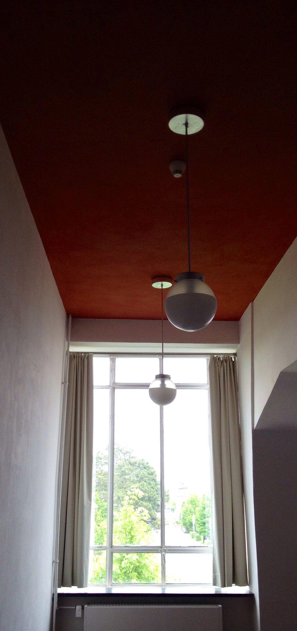 Bauhaus Dessau: Vorzimmer zum Büro W.Gropius.     (c) M.Sorge