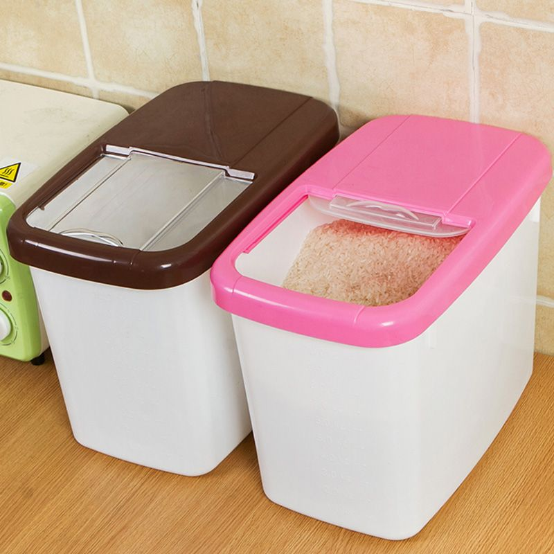 10kg塑料储米箱