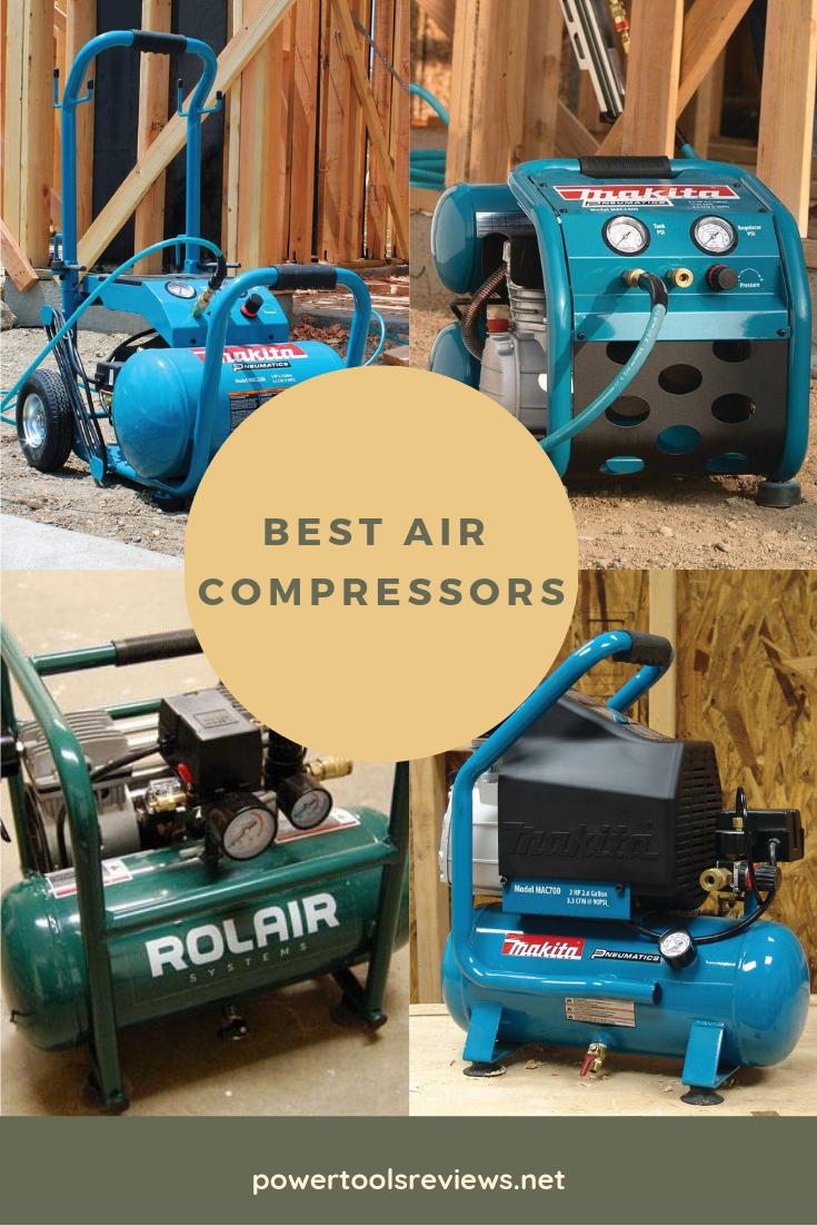 Makita MAC2400 Big Bore 2.5 HP Air Compressor Review And