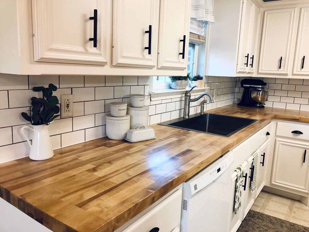 27+ Kitchen ideas with butcher block countertops trends