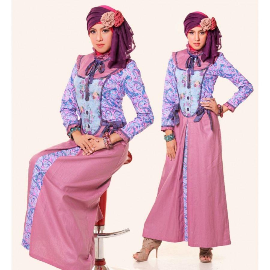 Model Cape Muslim Modern Hijab BusanaMuslim Hijabi