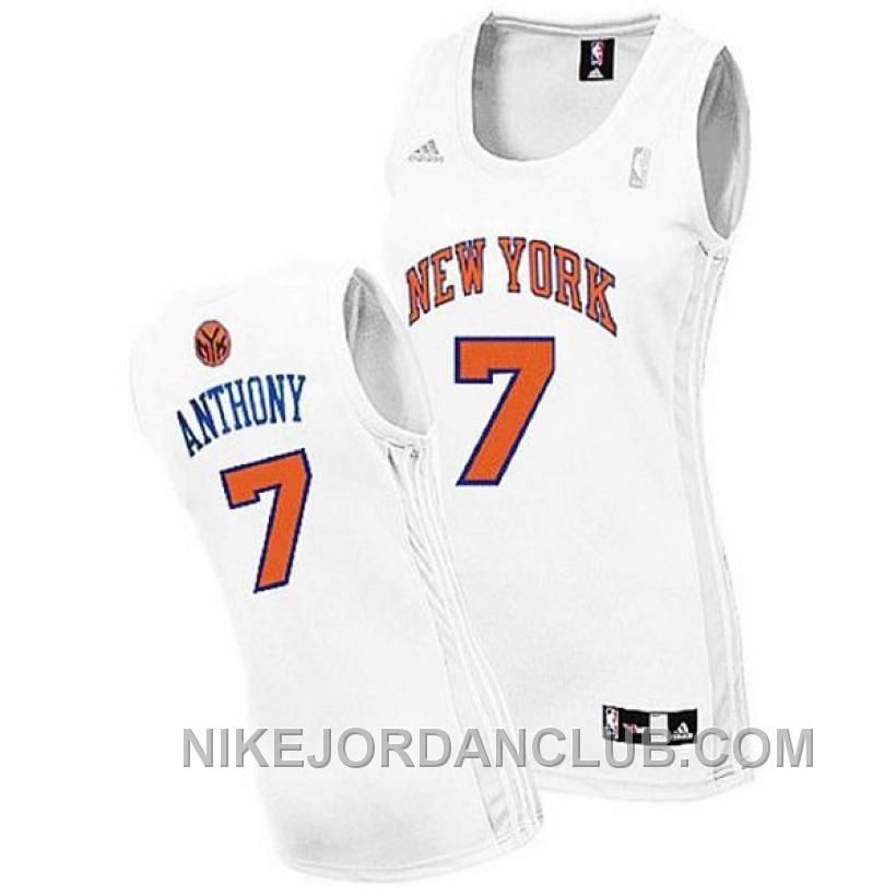 Buy Carmelo Anthony New York Knicks Women White Swinman Jersey Super Deals  from Reliable Carmelo Anthony New York Knicks Women White Swinman Jersey  Super ... cc62797cc