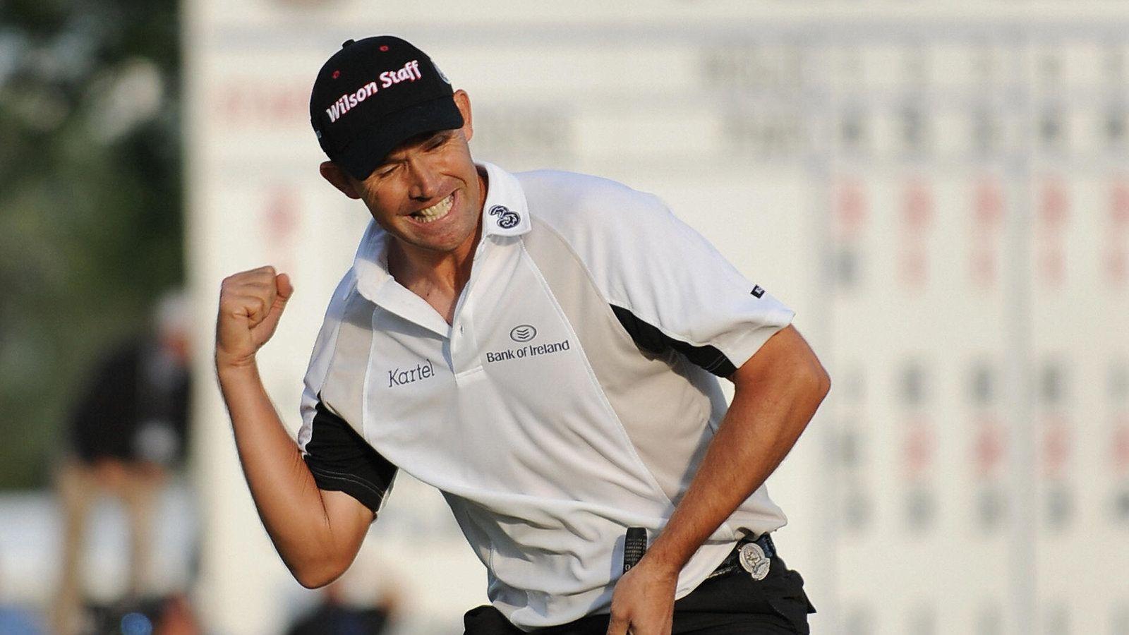 When 2008 Was the Golf Year of the Irishman Irish men