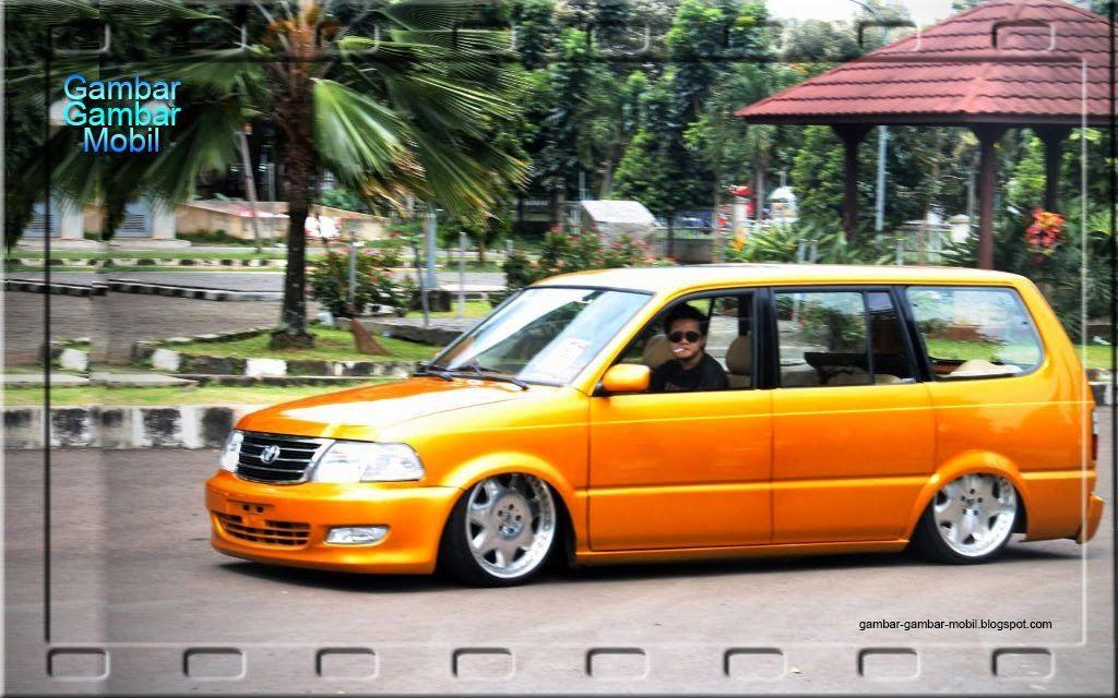 Gambar mobil kijang modifikasi | Mobil, Kijang, Mobil ...