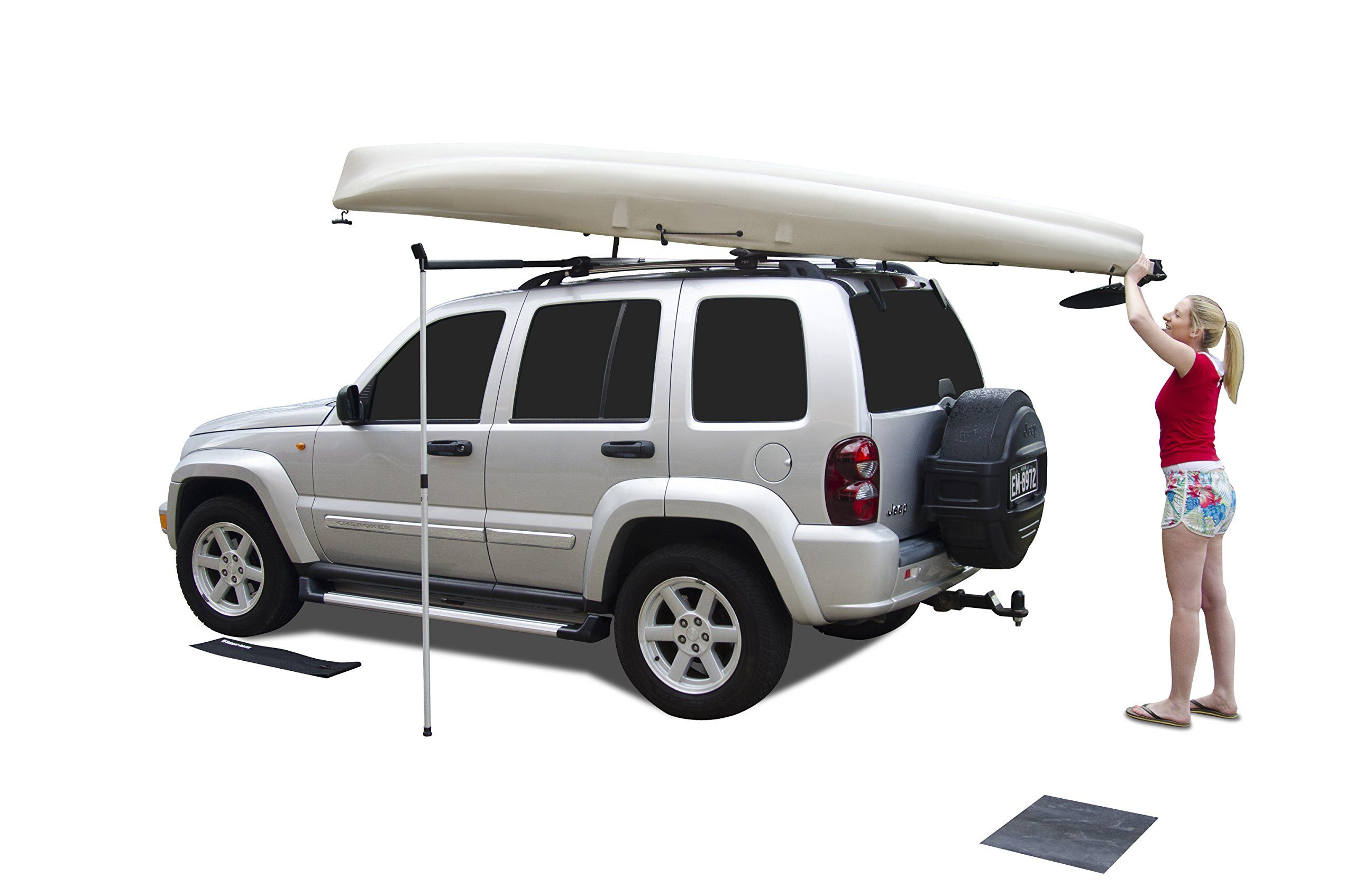 Canoeing Rhino Rack Universal Side Loader Rack For Kayaks Canoes You Could Find Out Even More Information At The Web Link Of The Photo Canoe Trip Kayaking Canoe