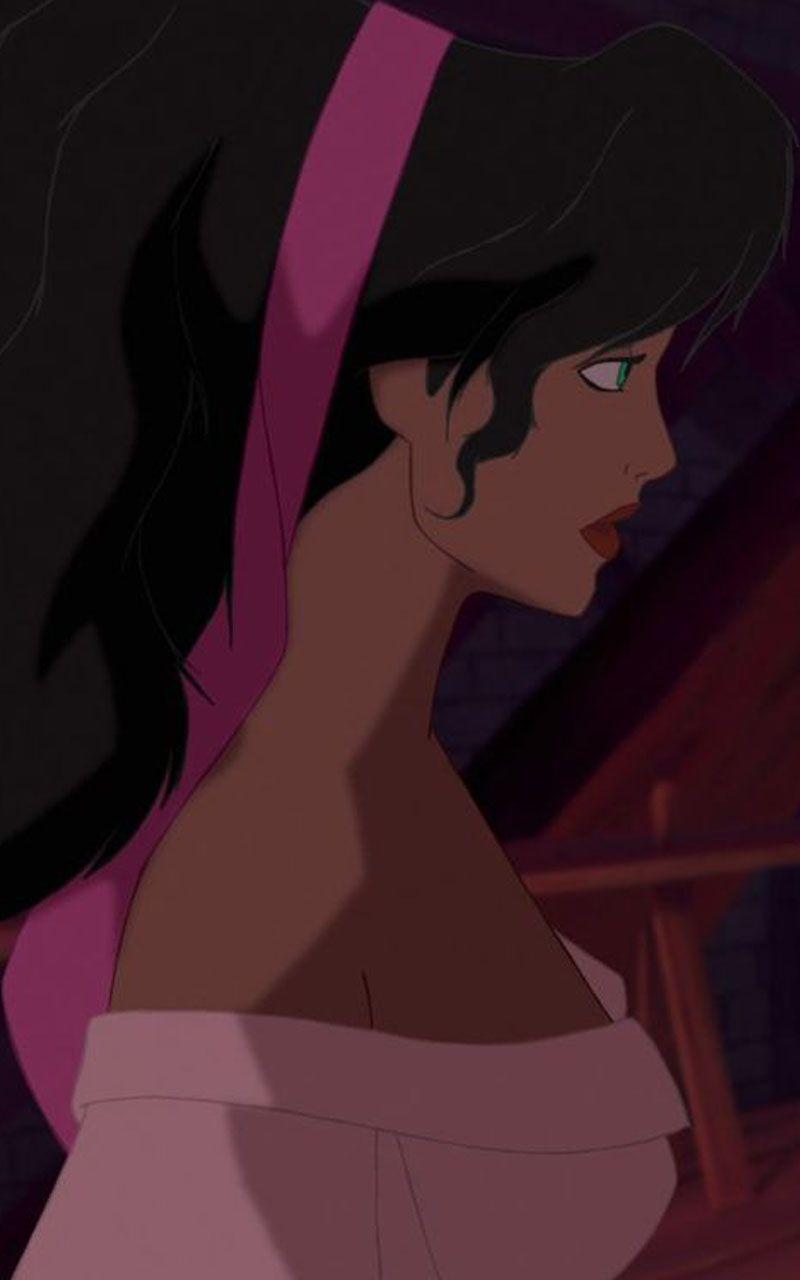 Esmeralda Disney
