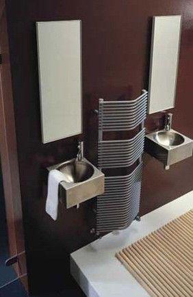Radiador toallero de dise o ango de antrax radiadores de - Radiadores de bano ...