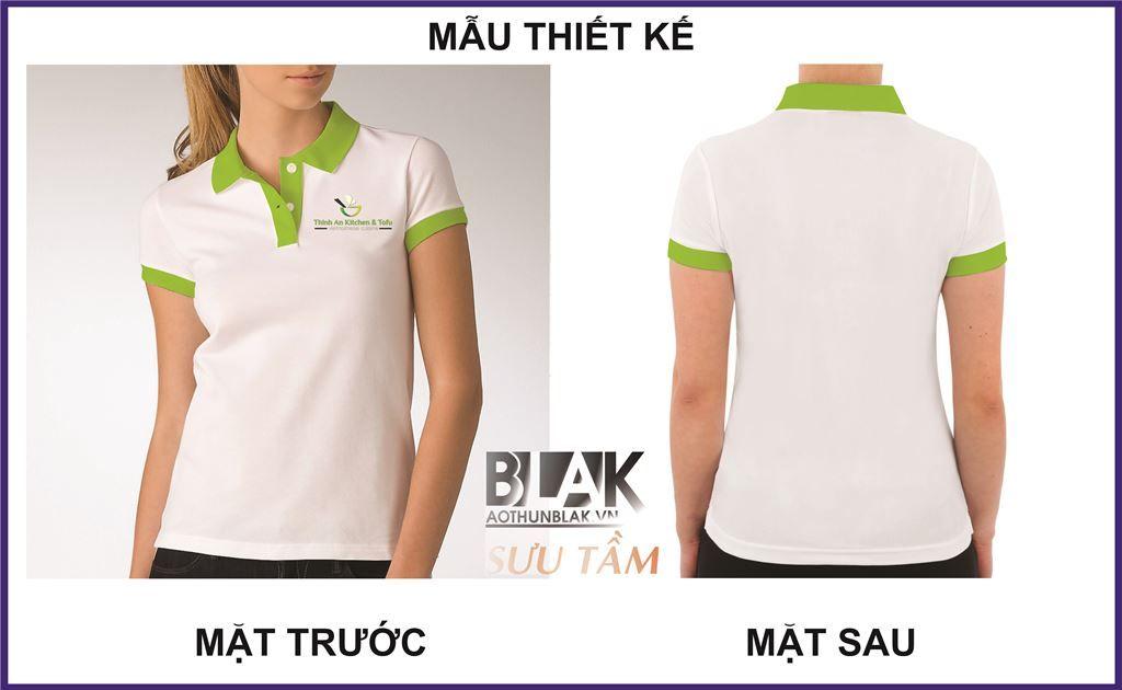 Áo thun đồng phục nhà hàng Thinh An Kitchen & Tofu - Hình 2