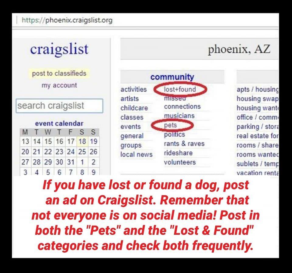 dating på Craigslist Flagstaff AZ