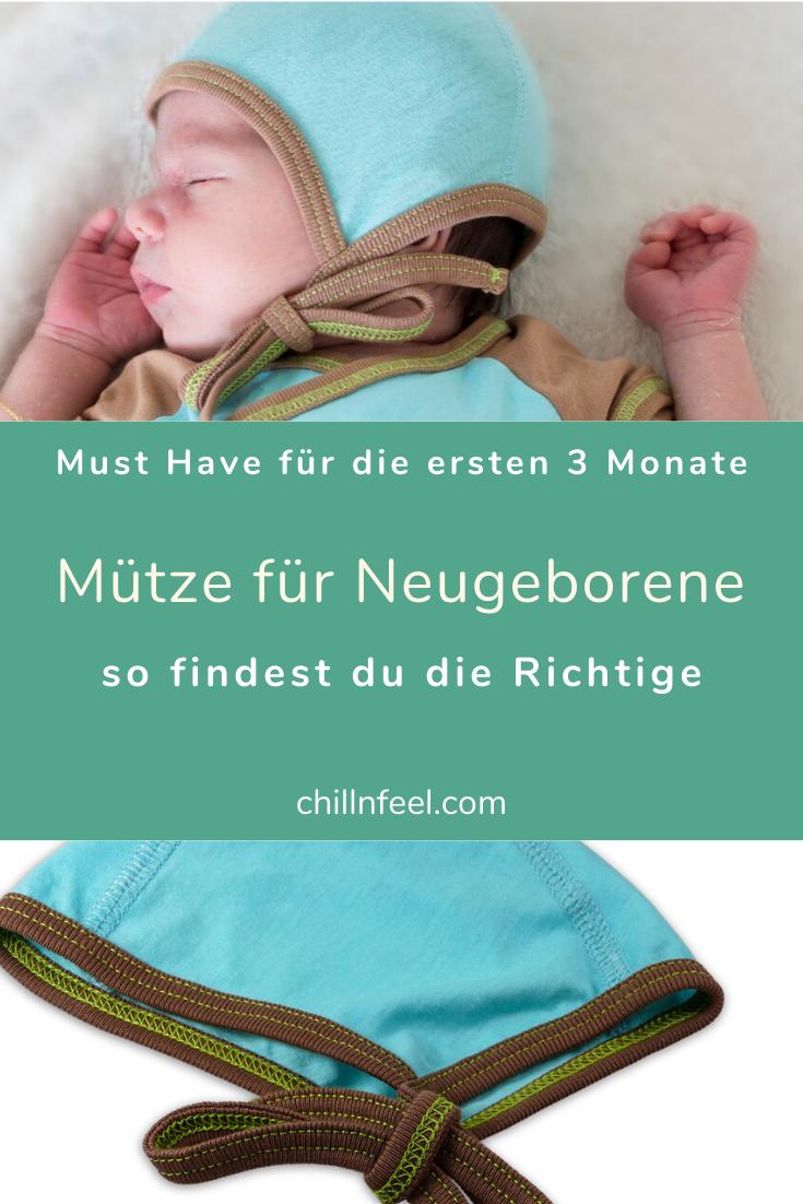 Mützengröße Neugeborene