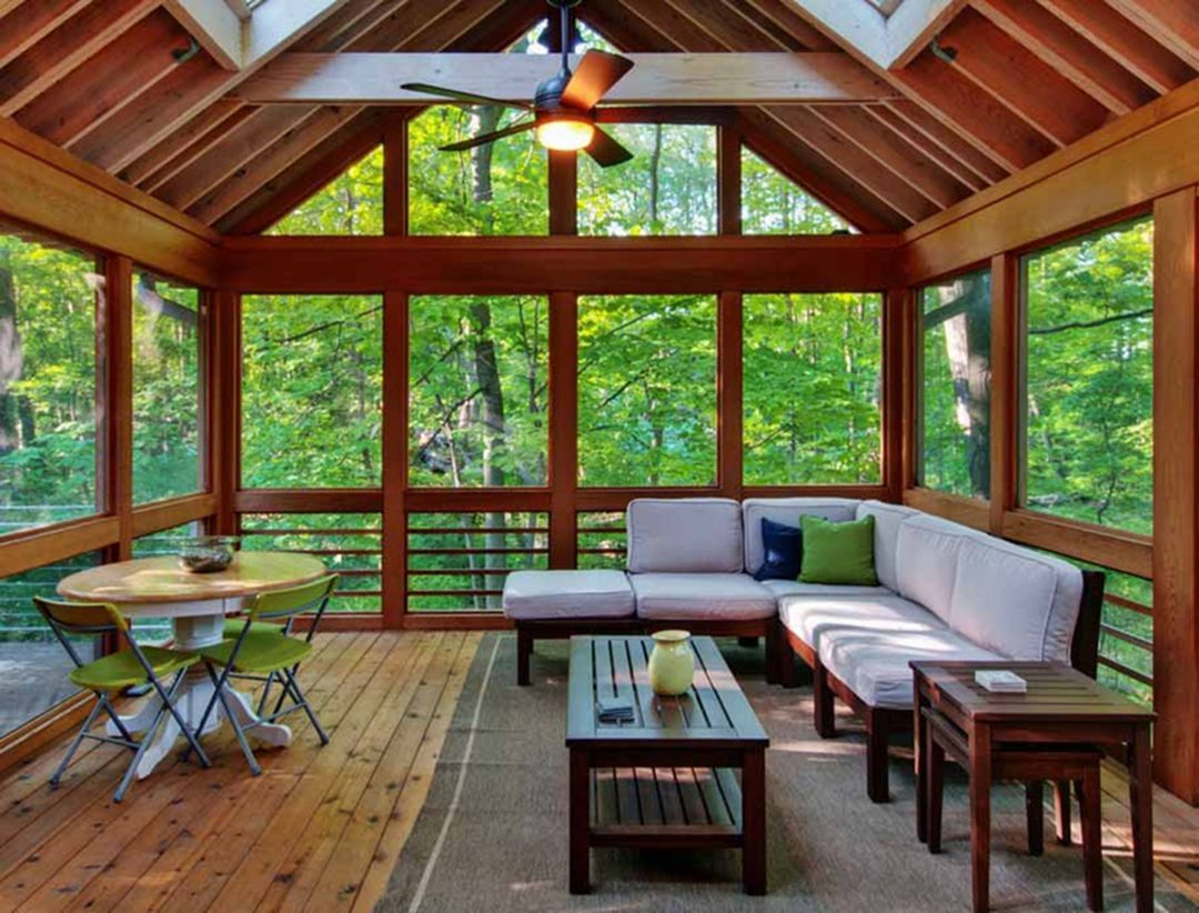 26+ Stunning And Enjoyable Sunroom Design Ideas For Best