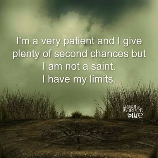 Limits #boundaries | QUOTES   SAYINGS    | Lessons learned