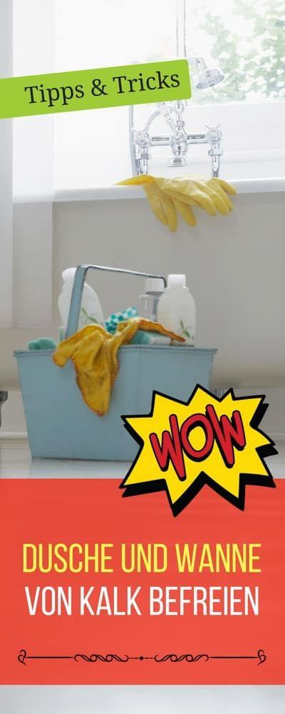 So Reinigst Du Fliesen Dusche Und Badewanne Duschfliesen