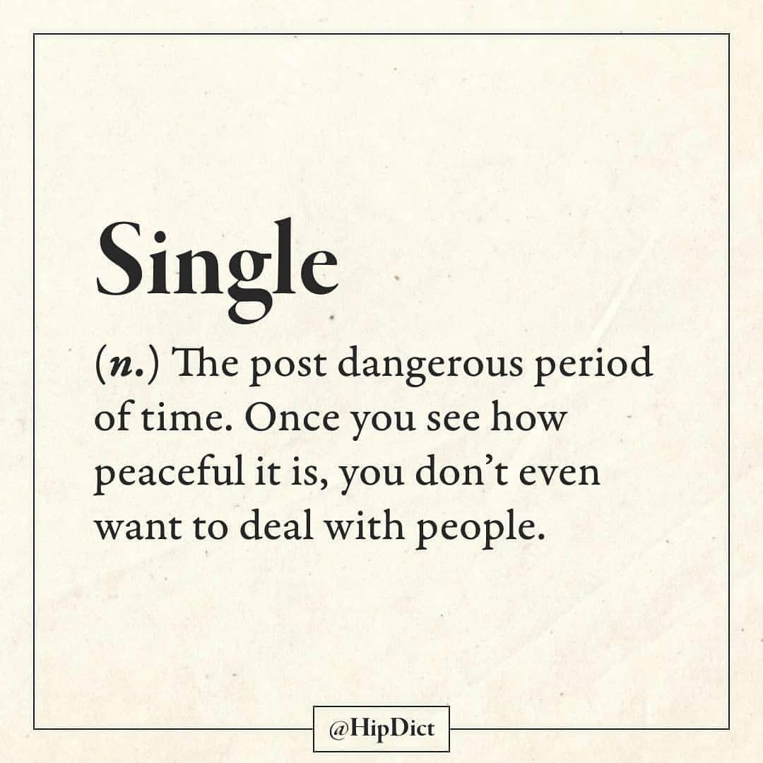 It Feels Good To Be Single Single Life Humor Single Humor Single Quotes Funny