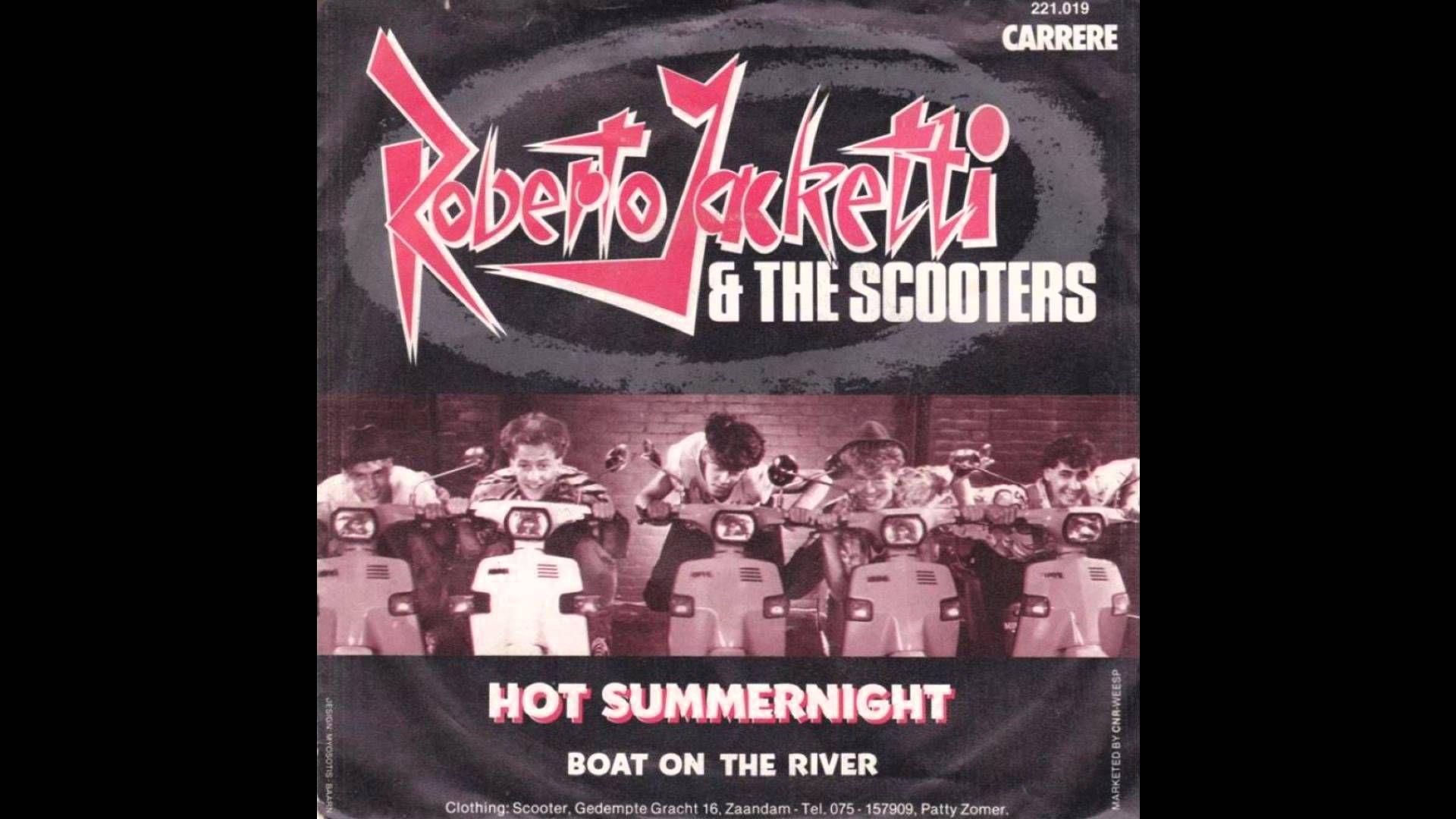 Roberto Jacketti & The Scooters - Hot Summernight (1983)