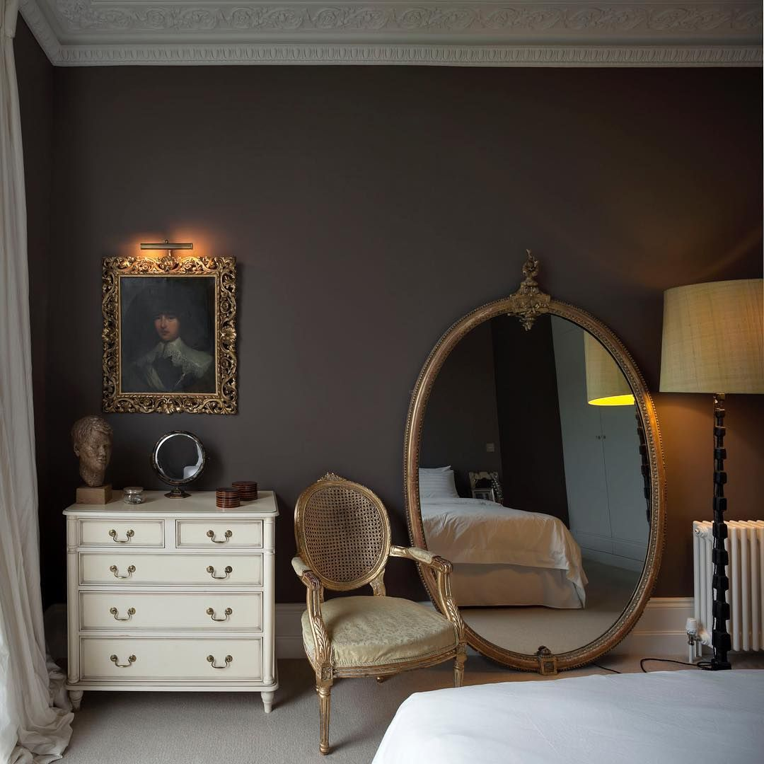 15 Rooms That Prove Brown Is the New Black - Forget Shades of Gray ...