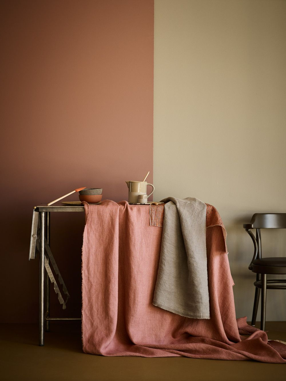 Ambiances Terracotta Perso Wall Colors Earth Color Color