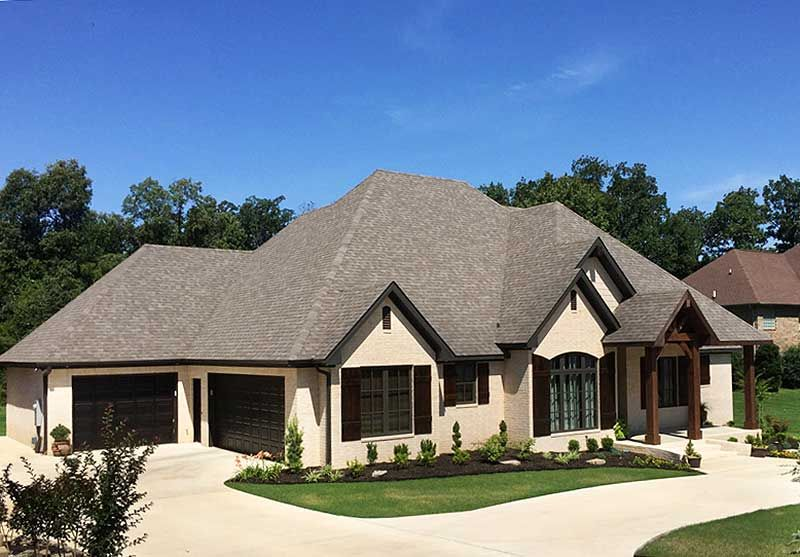 Plan 60648ND: Beautiful Timber Beamed Ceilings