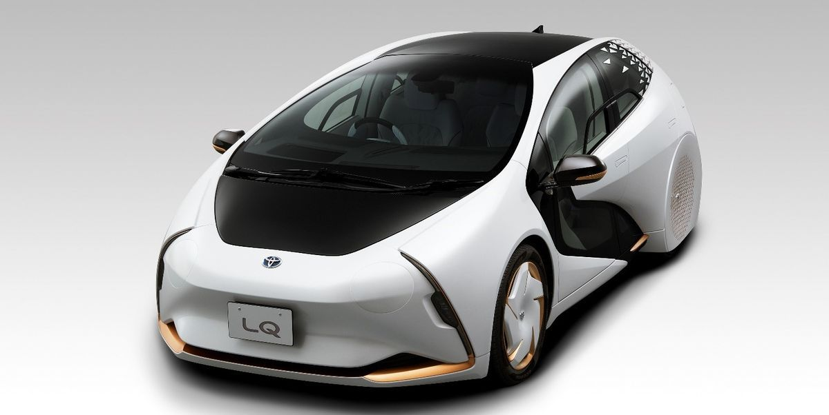 Toyota Wants Its Lq Concept To Be Your Friend Tokyo Motor Show Concept Cars Toyota
