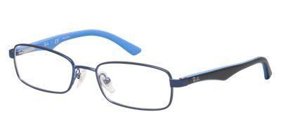 4a34057953 Ray-Ban Jr RY1027 Blue Kids Eyeglasses
