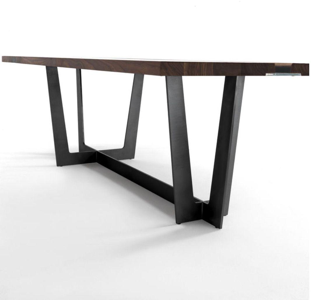 Pin von sandrobernasconi architektur gmbh auf moebel for Tisch design kreuch gmbh